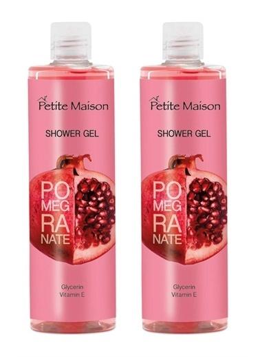Petite Masion 2.6.1.31099 Petite Maison 2'li Duş Jeli Pomegranate PETITE MAISON Renksiz